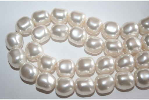 Perla Swarovski White 12mm 5840