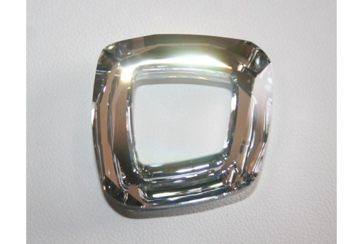 Swarovski Cosmic Square Ring CALVSI 30mm 4437