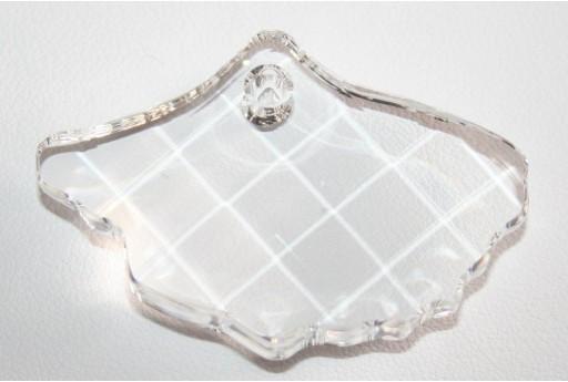 Swarovski Ginko Pendant Crystal 30x45mm 6900