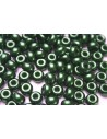 Perline Donut Green 9mm - 20pz