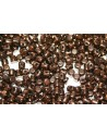 Minos® par Puca® Beads Dark Bronze 3x2,5mm - 5gr