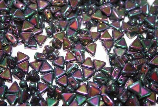 Perline Khéops® Par Puca® Iris Purple 6mm - 10gr