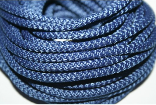 Climbing Cord Blue 5mm - 1mt