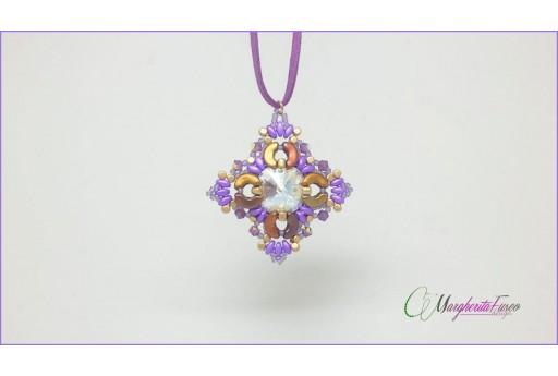 Bellatrix Purple Medallion - Kit