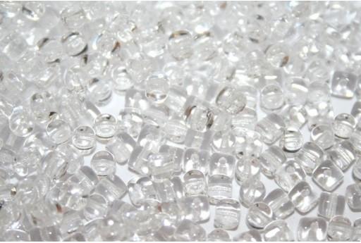 Minos® par Puca® Beads Crystal 3x2,5mm - 5gr