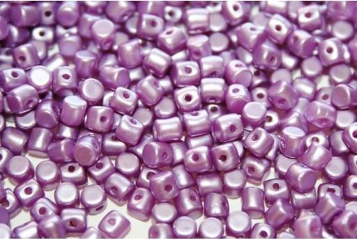 Perline Minos® par Puca® Pastel Lila 3x2,5mm - 5gr