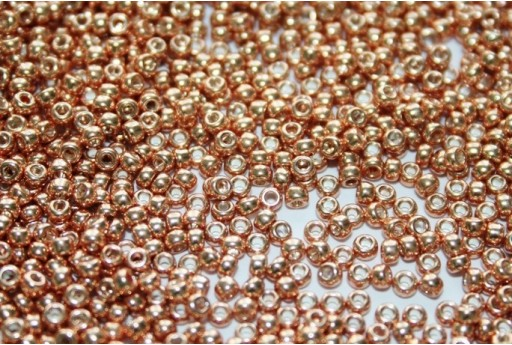Miyuki Seed Beads Galvanized Light Beige 11/0 - 10gr