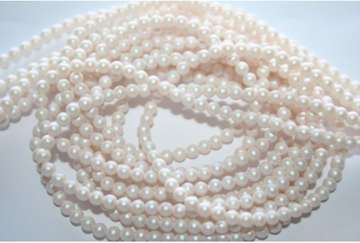 Swarovski Pearls 5810 Pearlescent White 3mm - 20pcs