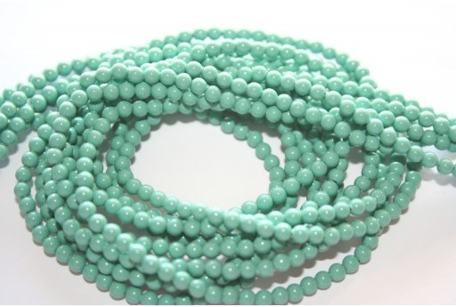 Swarovski Pearls 5810 Jade 3mm - 20pcs
