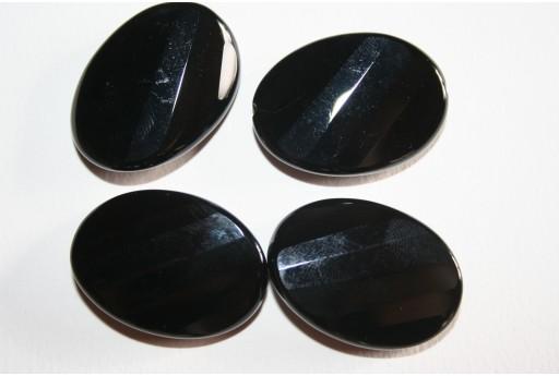Pietra Onice Ovale Twist Sfaccettato 22x30mm ONI47A