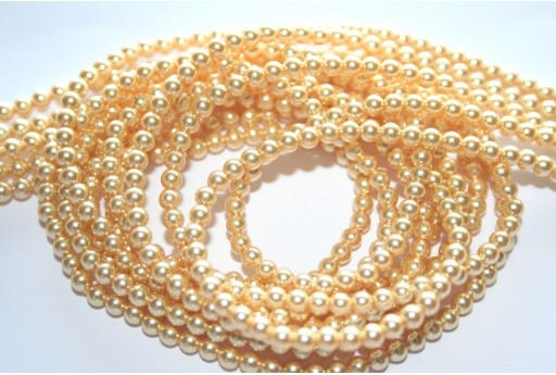 Perle Swarovski 5810 Gold 3mm - 20pz