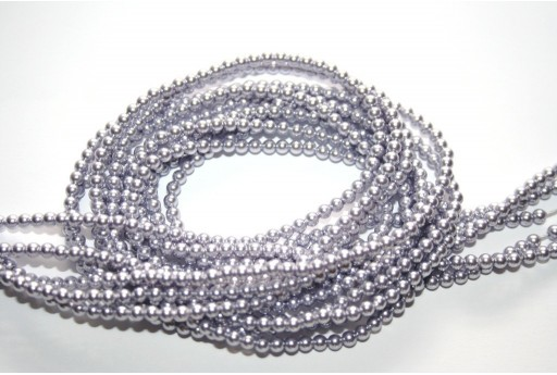 Swarovski Pearls 5810 Lavender 3mm - 20pcs