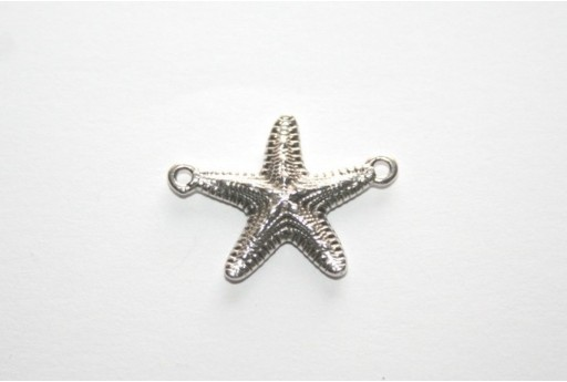 Special Connector StarFish 22x17mm - 2pcs