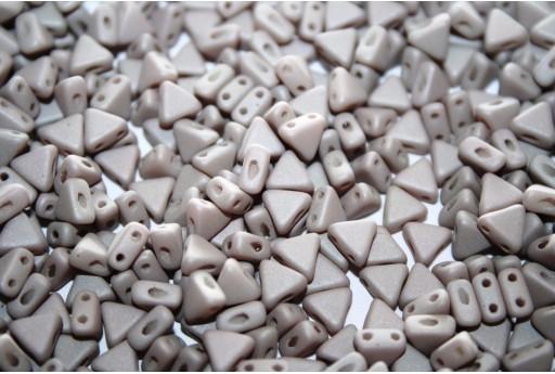 Khéops® Par Puca® Beads Light Wine Lees Silk Mat 6mm - 5gr