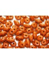 Superduo Beads Opaque Umber 5x2,5mm - 10gr