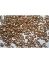Perline Superduo Matte Metallic Flax 5x2,5mm - 10g
