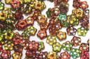 Flower Beads Crystal Magic Apple 5mm - 50pcs