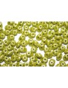 Superduo Beads Luster-Opaque Green 5x2,5mm - 10gr