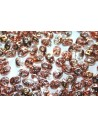 Superduo Beads Apollo Gold 5x2,5mm - 10gr