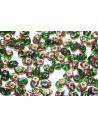 Superduo Beads Chrysolite Capri Gold 5x2,5mm - 10gr