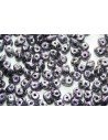 Superduo Beads Tweedy Violet 5x2,5mm - 10gr