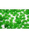 Superduo Beads Matte-Chrysolite 5x2,5mm - 10gr