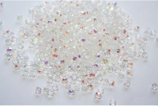 Mezzi Cristalli Crystal AB 3mm - 1200pz