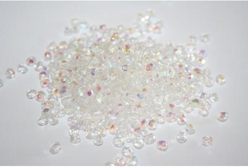 Mezzi Cristalli Crystal AB 4mm - 1200pz