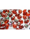 Superduo Beads Vitrail Hyacinth 5x2,5mm - 10gr