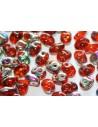 Superduo Beads Vitrail Hyacinth 5x2,5mm - 10gr