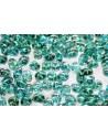 Perline Superduo Twilight-Aquamarine 5x2,5mm - 10gr