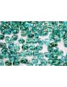 Superduo Beads Twilight-Aquamarine 5x2,5mm - 10gr