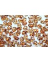 Superduo Beads Crystal-Celsian 5x2,5mm - 10gr