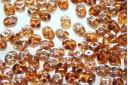 Superduo Beads Topaz-Celsian 5x2,5mm - 10gr