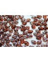 Superduo Beads Amethyst Celsian 5x2,5mm - 10gr