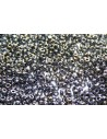 Rocailles Miyuki Light Gunmetal 15/0 - 100gr
