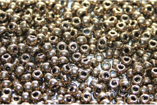 Miyuki Rocailles Metallic Bronze 11/0 - 10gr