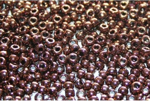 Miyuki Rocailles Metallic Dark Bronze 11/0 - 10gr