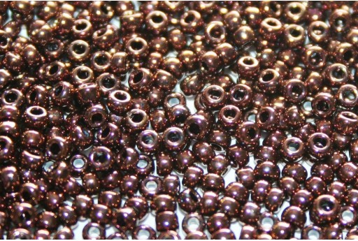Miyuki Seed Beads Metallic Dark Bronze 11/0 - 10gr