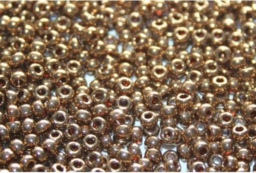 Miyuki Seed Beads Metallic Light Bronze 11/0 - 10gr
