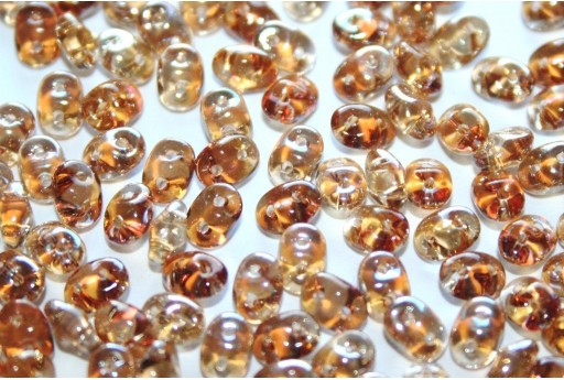 Superduo Crystal Celsian 5x2,5mm - Pack 100gr