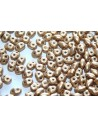 Superduo Beads Matte Metallic Flax 5x2,5mm - 10gr