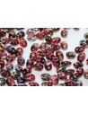 Superduo Beads Magic Line Wine 5x2,5mm - 10gr