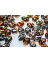 Perline Superduo Magic Line Copper 5x2,5mm - 10gr
