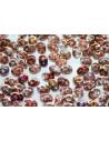 Perline Superduo Sliperit-Crystal 5x2,5mm - 10gr