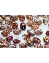 Superduo Beads Sliperit-Crystal 5x2,5mm - 10gr