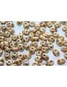 Perline Superduo Luster 5x2,5mm 5x2,5mm - 10gr