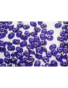 Superduo Beads Cobalt Vega Luster 5x2,5mm - 10gr