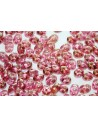 Superduo Beads Luster-Pink 5x2,5mm - 10gr