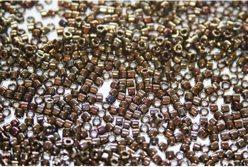 Perline Treasure Toho Metallic Iris Brown 11/0 - 5gr